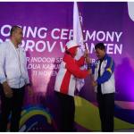 Kabupaten Tangerang Juara Umum Porprov Banten 2018