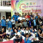 Hasil Perolehan Medali Cabor Taekwondo Porprov V Banten 2018