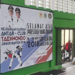 Kejuaraan Daerah Taekwondo Junior Antar Club Banten 2018