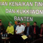 Ujian Kenaikan Dan Se Propinsi Banten 8-9 Desember 2018