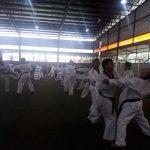 Ujian Kenaikan Tingkat DAN Taekwondo Banten 2018 Di Tangsel