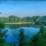 Tempat Wisata Telaga Ngebel Ponorogo Jawa Timur