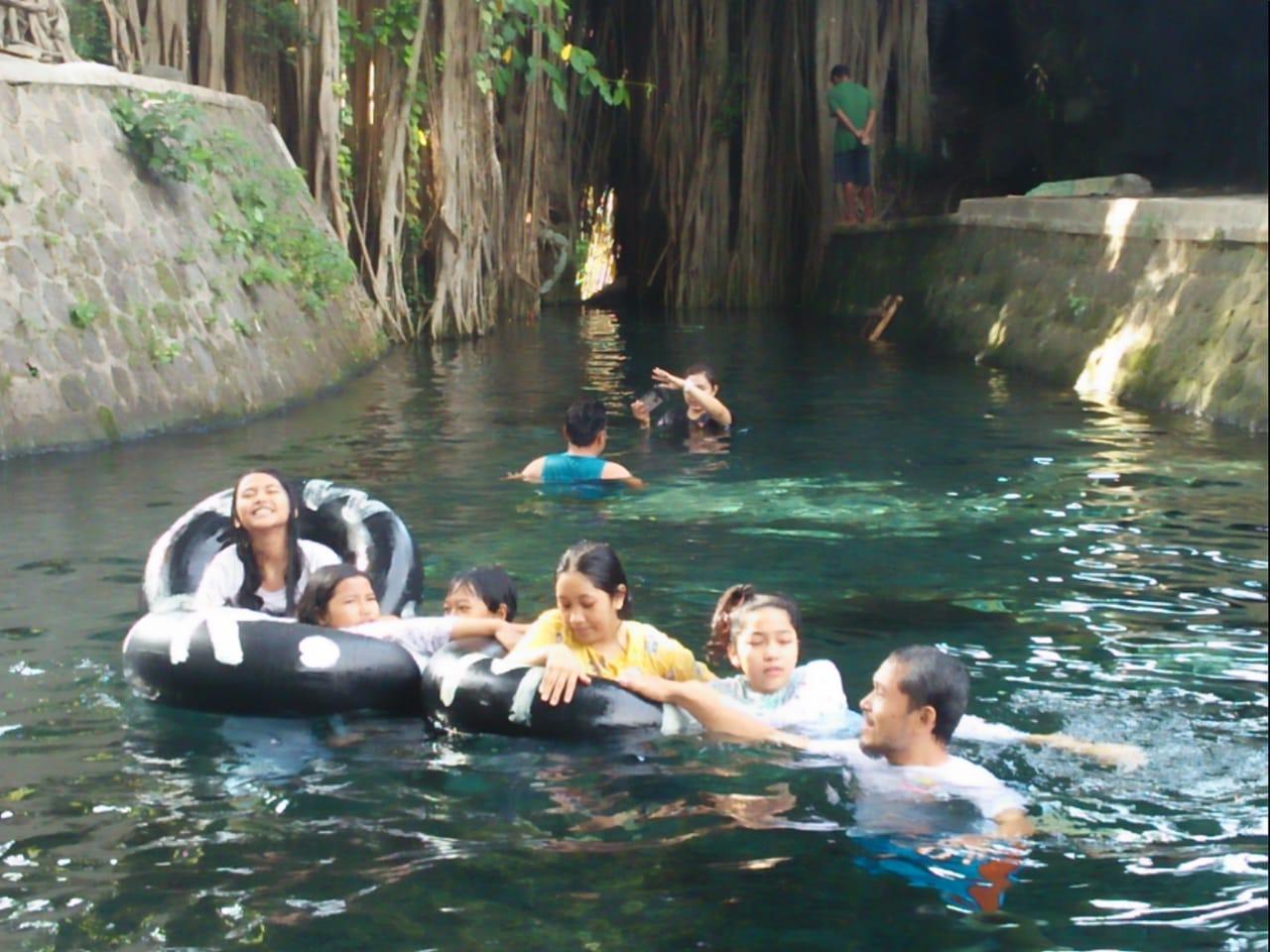 Tempat Wisata Air Di Desa Ponggok Klaten Jawa Tengah