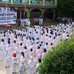 Ujian Kenaikan Tingkat Taekwondo Kota Tangerang Periode 1 Tahun 2019
