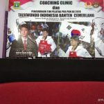 Coaching Clinick Moon dae jung di Kab.Tangerang 23 Maret  2019