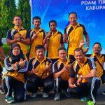 PDAM Tkr Kab.Tangerang Memperingati Hari Ulang Tahun Yang Ke 43