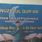 PDAM Tkr Memperingati Nuzulul Qur'an