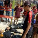 2 Orang Pengunjung Danau Biru Cisoka Asal Bandung Tenggelam