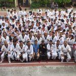 Ujian Kenaikan Tingkat Taekwondo Kota Tangerang Periode 2 Tahun 2019