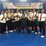 Porkot 7 Kota Tangerang Cabang Olahraga Taekwondo
