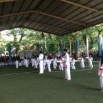 Ujian Kenaikan Tingkat Periode 3 Taekwondo Pengcab Kab. Tangerang 22 Desember 2019