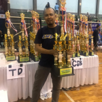 Kejuaraan Taekwondo Makzom Cup 2 Tangerang 22 Februari 2020