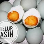 Cara Mudah Membuat Telur Asin