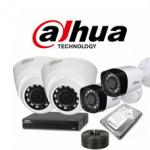 Daftar Harga Paket Pemasangan CCTV Paket DAHUA 2MP