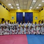 Latihan Bersama Persiapan Ujian Kenaikan DAN Taekwondo Kota Tangerang 2020