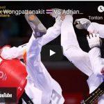 Final Olimpiade Taekwondo Tokyo 2020  Panipak Wongpattanakit VS Adriana Cerezo lalesias