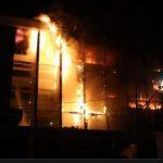 3 Orang Dalam Satu Keluarga Tewas Di Kebakaran Pasar Malabar Kota Tangerang