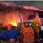 Lapas Kelas 1 Tangerang Terbakar 41 Orang Tewas